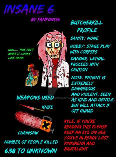 Butcherkill by Fanpony14