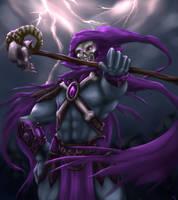 Skeletor by KryzzX3