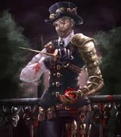 Assassin Emile Dubois by KryzzX3