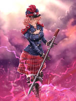 Lancer Irene Morales by KryzzX3