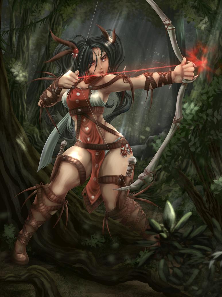 Archer Xalpen by KryzzX3