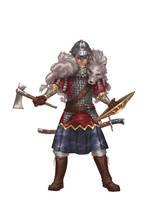 Polish Warrior by KryzzX3
