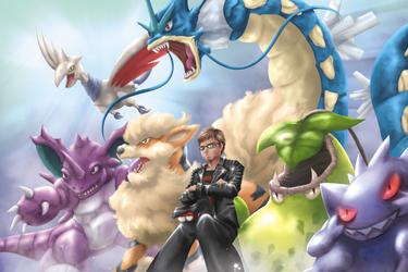 Pokemon Team by KryzzX3