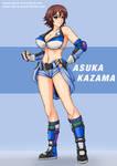 Comm : Asuka Kazama