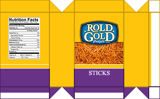 Rold Gold Sticks by QTRQ