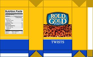 Rold Gold Twists by QTRQ