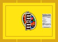 Thin Peanut MandMs by QTRQ