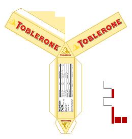 Toblerone by QTRQ