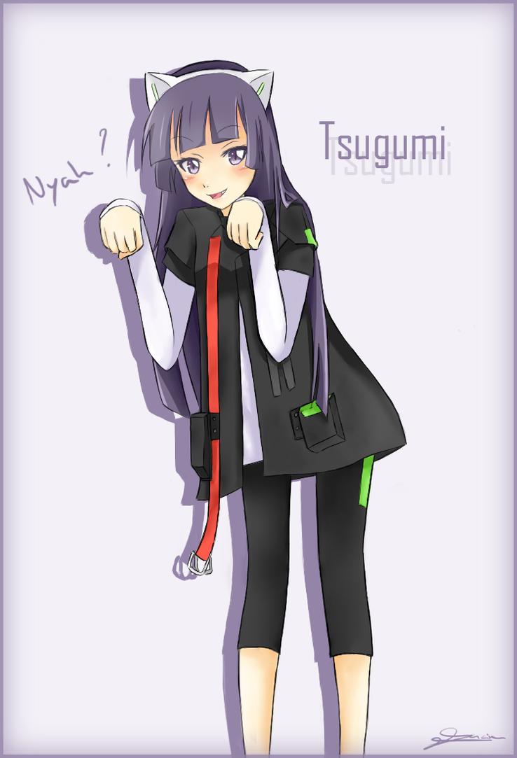 Tsugumi by Yvanya