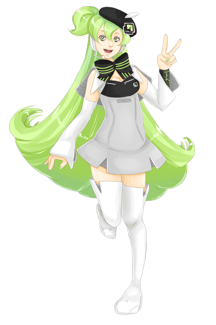 Vocaloid Collab - Macne Nana by Yvanya