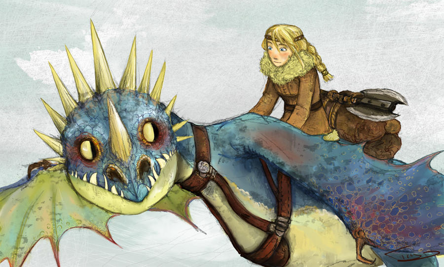 HTTYD - Hunting Trip by Ticcy