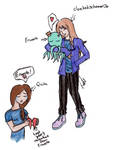 Octopus Love by CloakedSchemer06