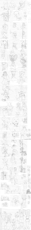 School Doodles 2011 by el-jesso