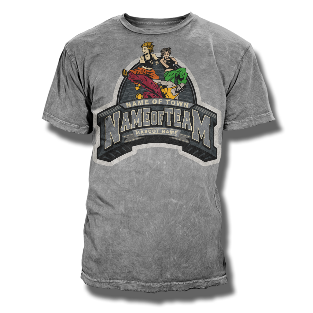 Dance team t shirt design template by rivaldog on deviantart for Team t shirt designs