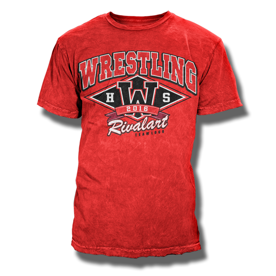 Designs For Wrestling T Shirts