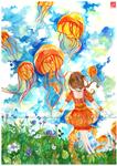 Amongst the Jellyfish
