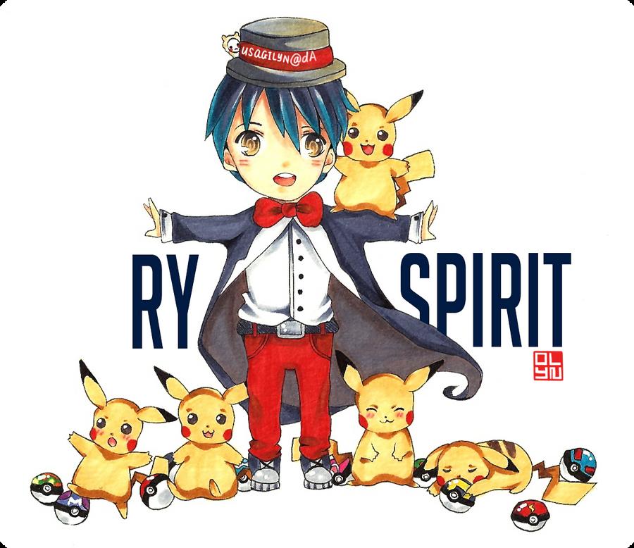 HBD RY-SPIRIT! by lynchees