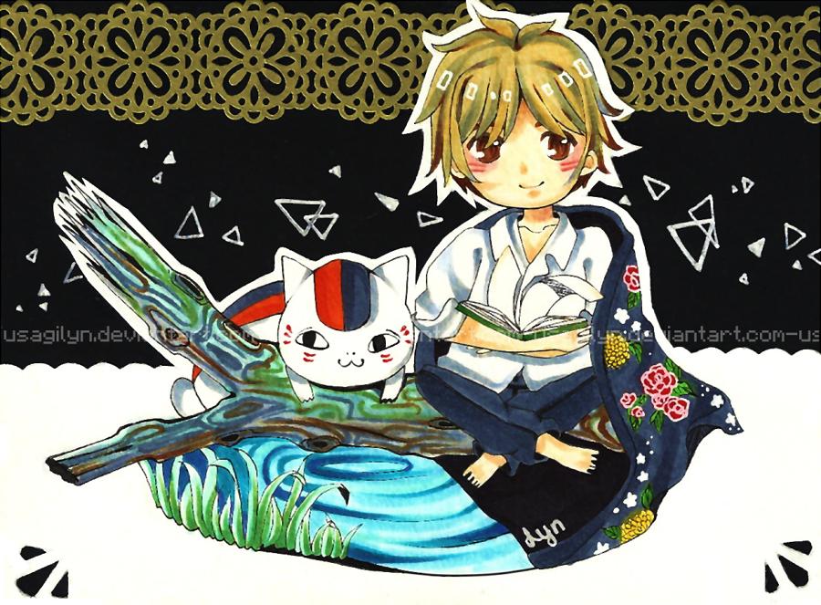 HBD LISA: Natsume Yuujinchou by usagilyn