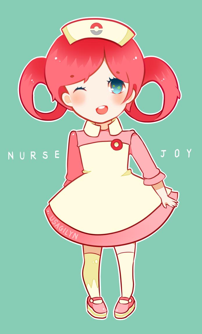 XY: Nurse Joy by lynchees
