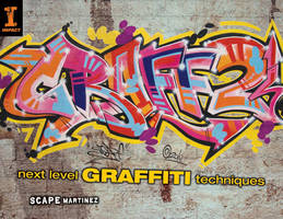GRAFF 2 by Scape Martinez by impactbooks