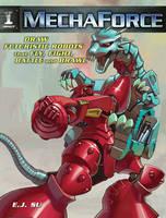 Mecha Force by impactbooks