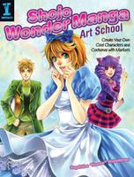 Shojo Wonder Manga Art School by impactbooks
