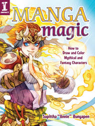 Manga Magic by Supittha Annie Bunyapen by impactbooks
