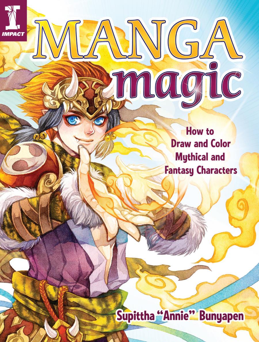 Manga Magic by Supittha Annie Bunyapen
