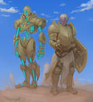God of Time Paladin+construct