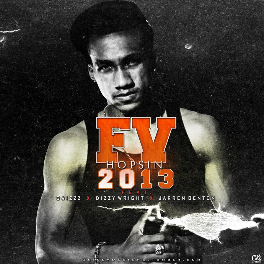 Hopsin - Funk Volume 2013 by CrileyDesignsFunk Volume 2013