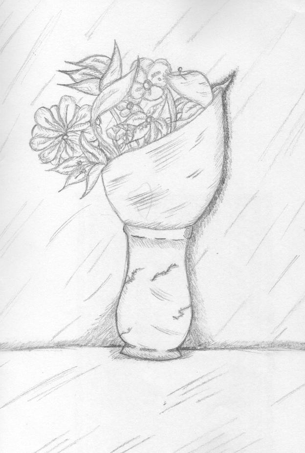 A Broken Flower Vase By Xxxblackknightxxx On Deviantart