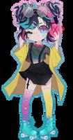 Ai [ Chibi CM] by kyupon
