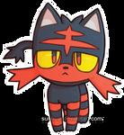 Pokemon - Litten