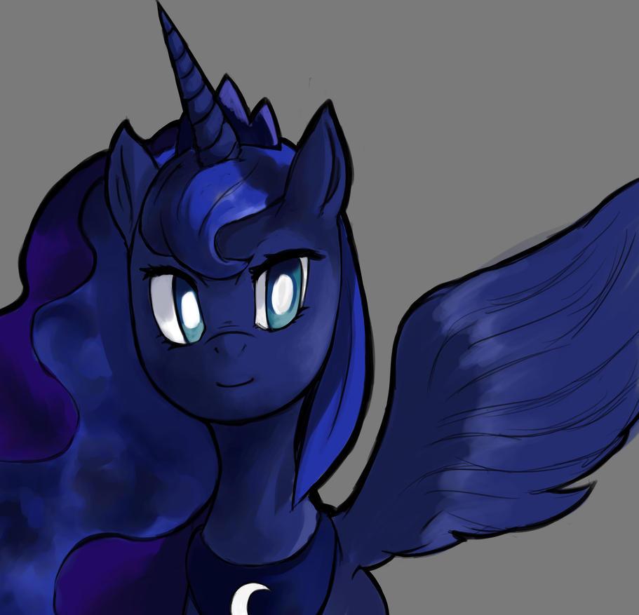 contrast pony stuff~ by Dedalocious