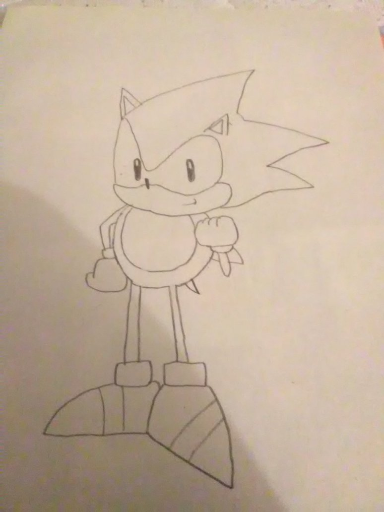 Happy birthday sonic here's a reupload by SonPikachuBound2006