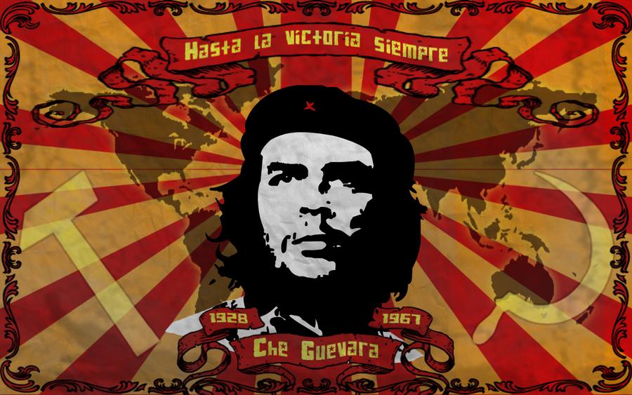 """Críticas a la URSS y a Stalin; Ernesto """"Che"""" Guev"""