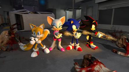(SFM)Half-Life Sonic