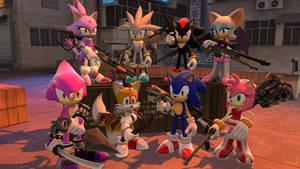 (SFM)Sonic 4 Dead Comic?