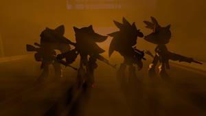 (SFM)Sonic: Outbreak Teaser Poster 2