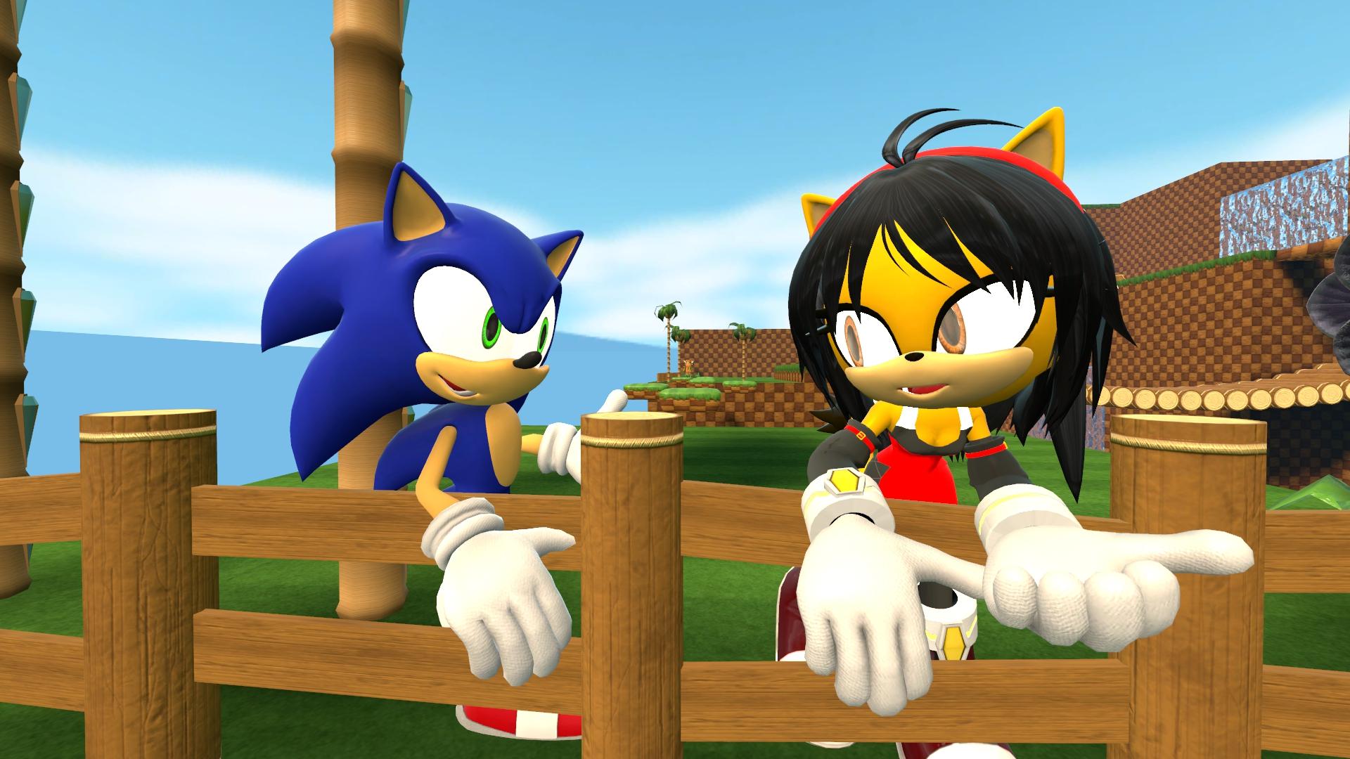 Sonic the hedgehog porn pics erotic clips