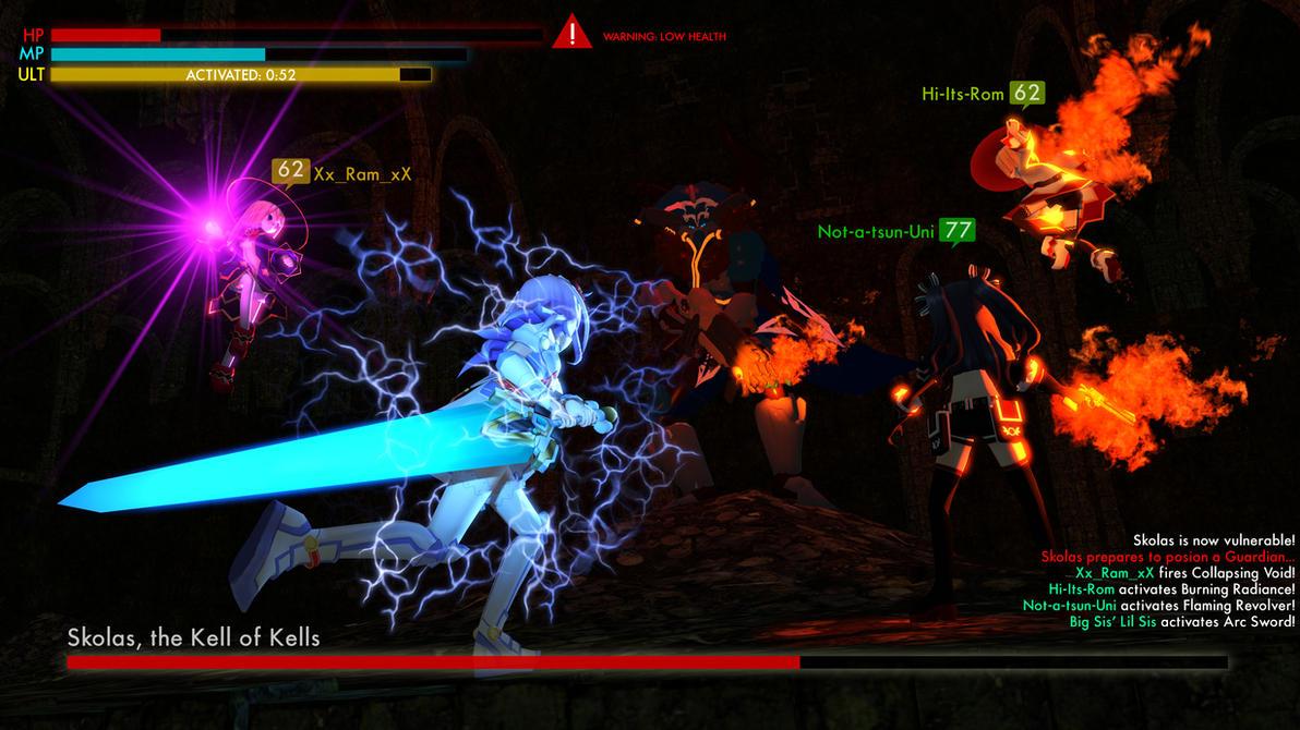 Bossfight by CipherHegehog064