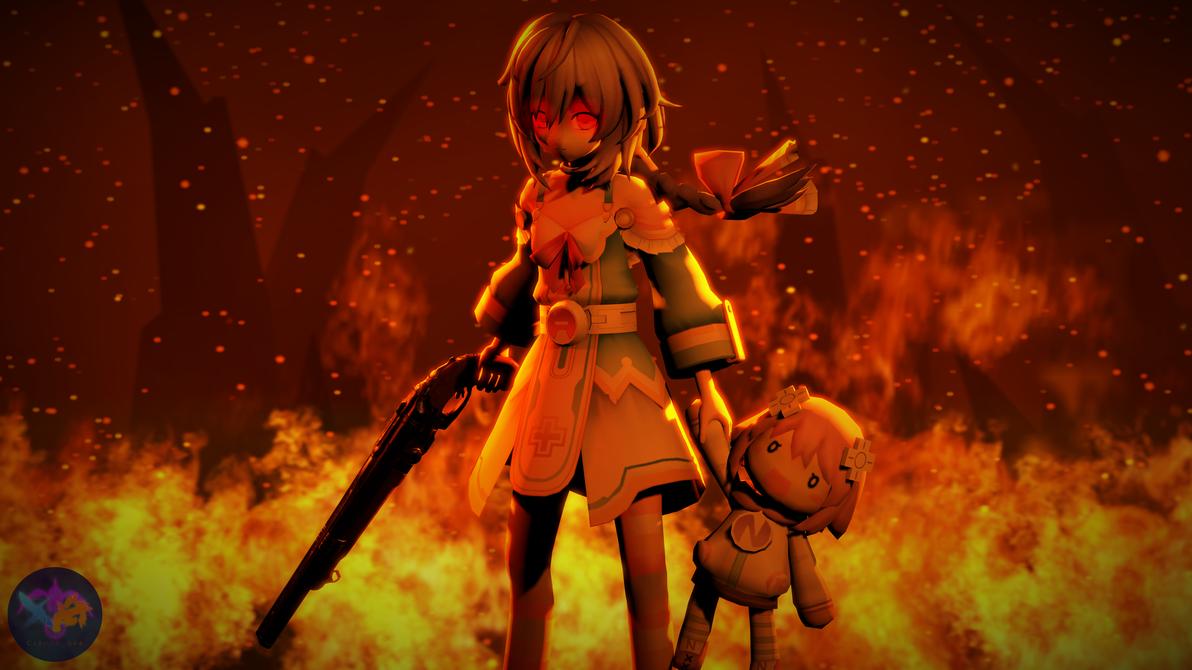 Doomslayer Ploot by CipherZeroSixtyFour