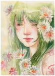 Spring Girl by KannyMOs
