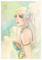 White Angel by KannyMOs