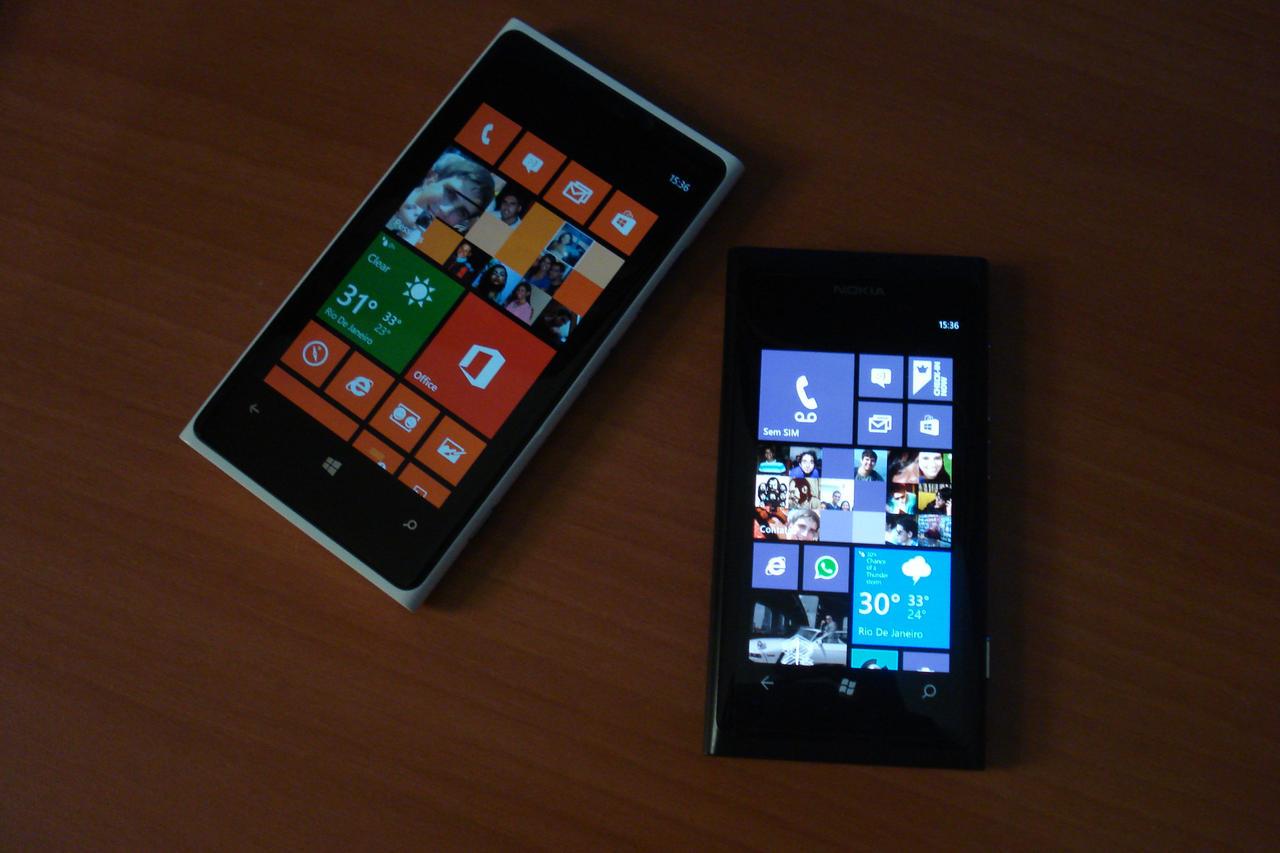 Nokia Lumia by Ramonis7