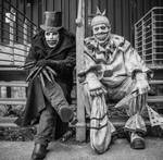 The Babadook and Twisty The Clown.
