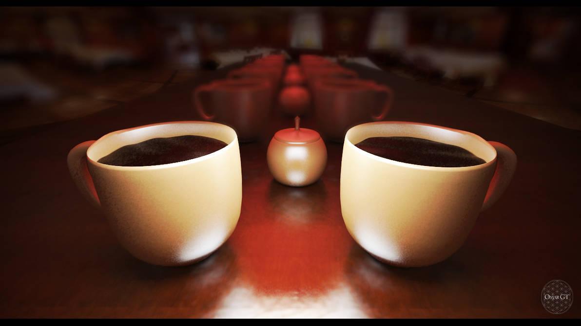 Coffee night by GarageFreak