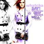 + Watcha say