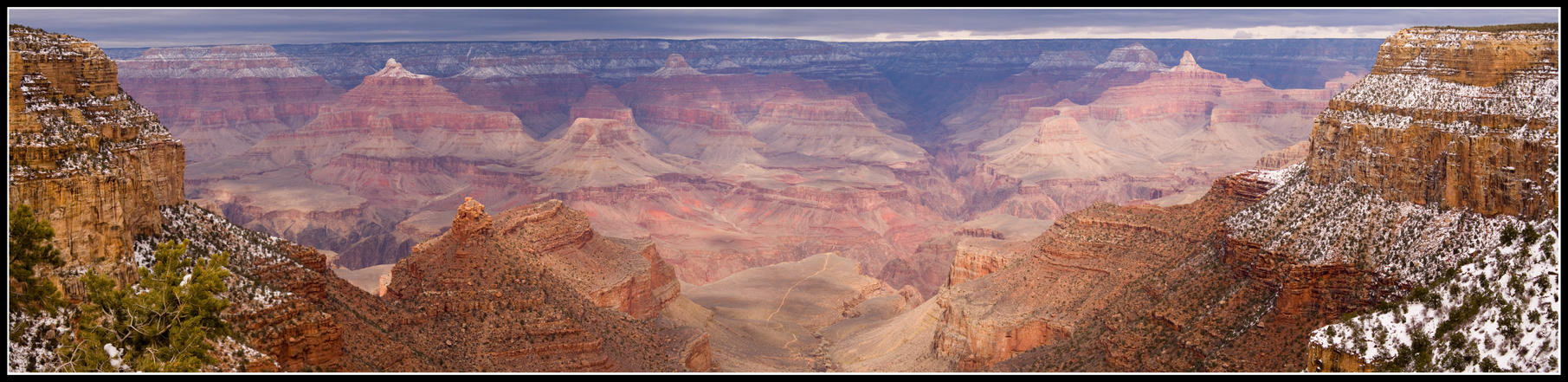 Canyon Vista... by forest-wanderer