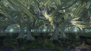 Forest of the twisted infinity
